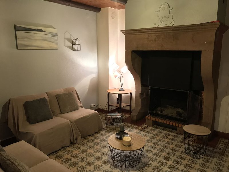 Shirmeck: Le gîte du château, vacation rental in Natzwiller