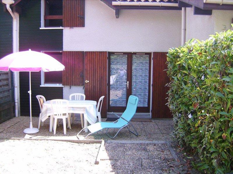 Villa patio pour 5 personnes- Résidence PARADISE OCEAN avec piscine en coproprié, vacation rental in Capbreton