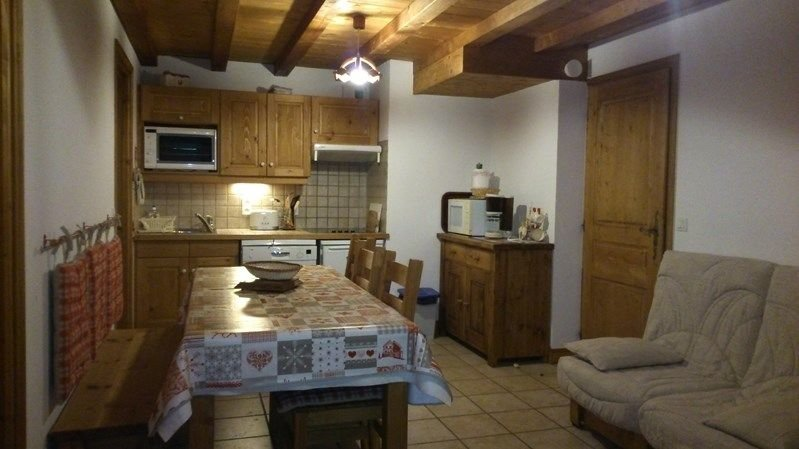 appartement 6 personnes / 56 m² avec 3 chambres, holiday rental in Crest-Voland