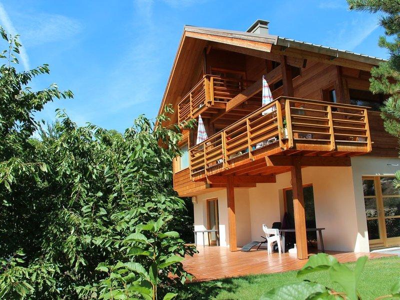 CHALET SITUE A VALLOUISE, location de vacances à Vallouise-Pelvoux