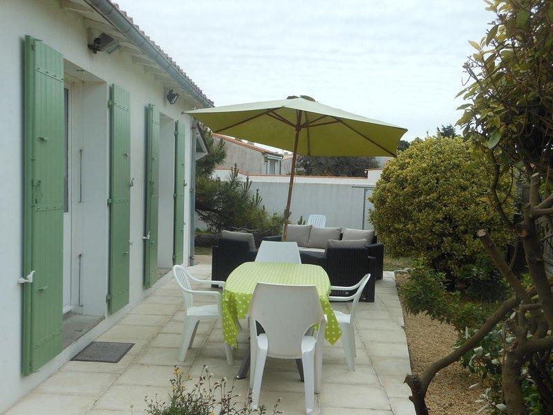 Maison proche de la mer, holiday rental in Sainte Marie de Re