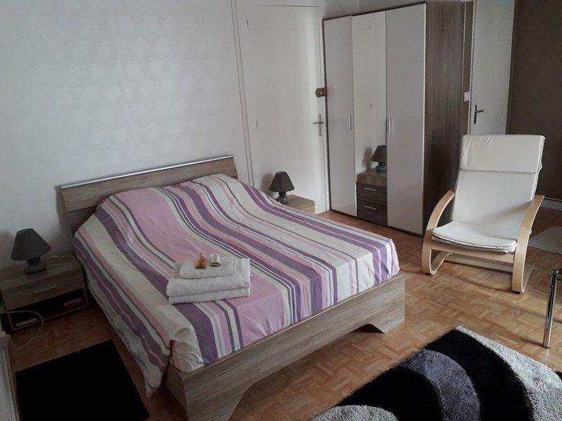 Meublés H-D    3 minute du centre, holiday rental in Bains-les-Bains