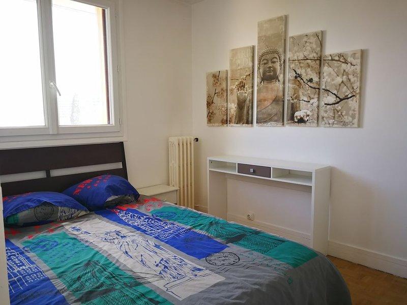 Bienvenue au petit nid perché, casa vacanza a La Plaine-Saint-Denis