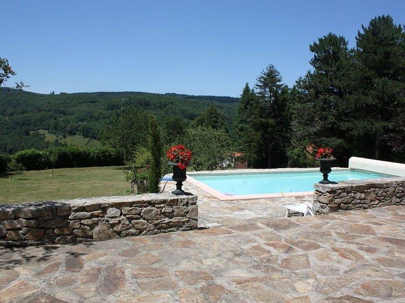Montagne Noire: belle maison, casa vacanza a Mazamet