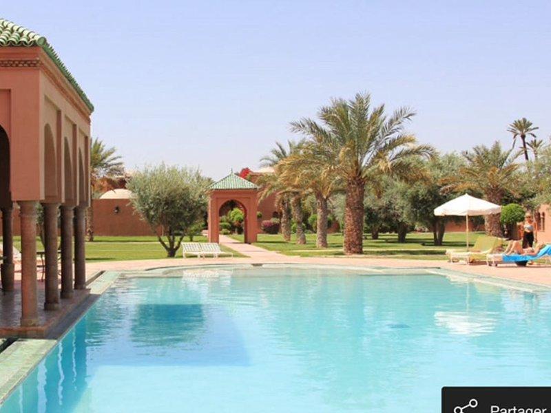 La suberbe villa 5 Ayda, alquiler de vacaciones en Ait Azzi