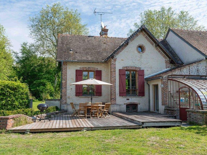 La Maison de la Cour du Marais de Larchant, holiday rental in Larchant