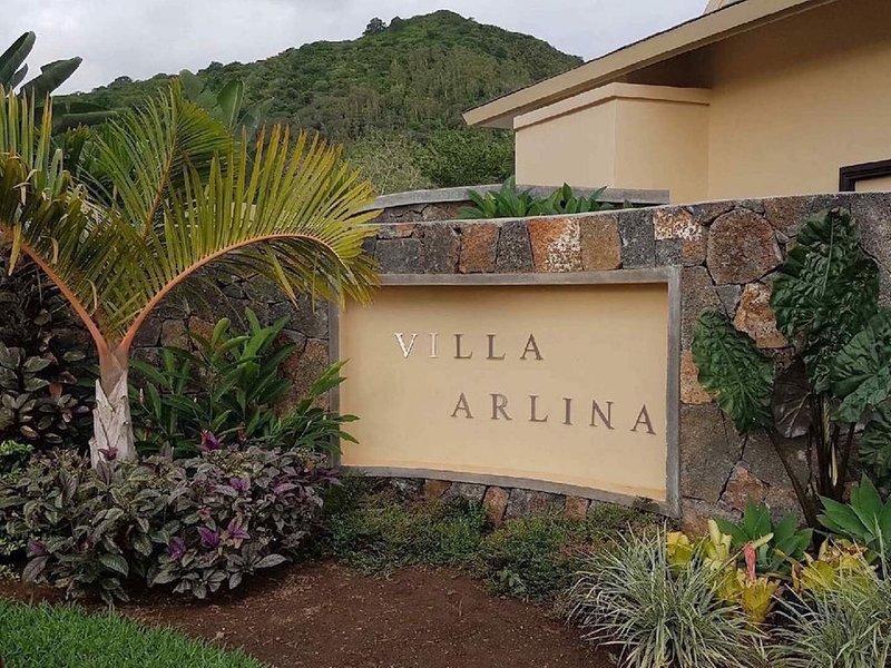 villa balinaise au coeur d'une végétation luxuriante, holiday rental in Riviere Noire District