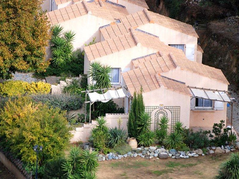 Costadisognu Mini-villas 1épis, location de vacances à Ville-di-Paraso