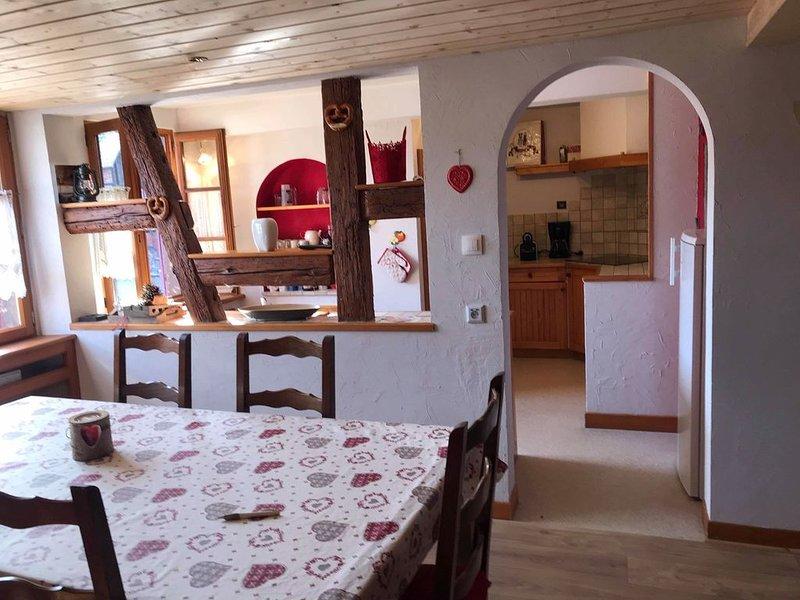 LE GITE DES FORGERONS, vacation rental in Ebersmunster