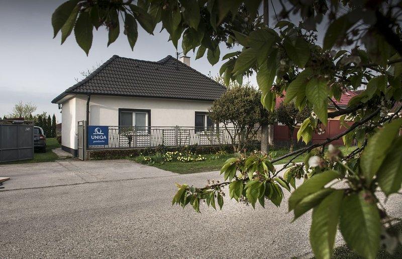 Gite rural chez Slavka, location de vacances à Trnava Region