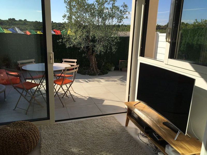 nid douillet  mer soleil repos ambiance zen, vacation rental in Leucate