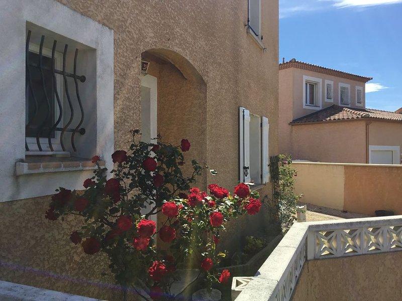 Maison avec jardin et piscine, garage, vacation rental in Le Grau-du-Roi
