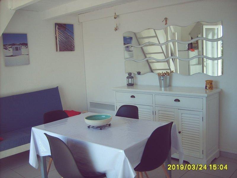 pavillon agréable dans quartier très calme., holiday rental in Gruissan