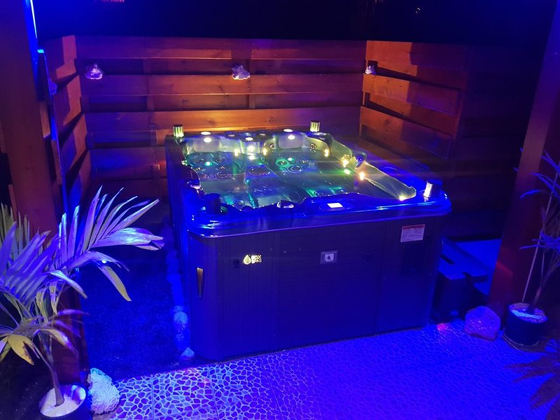 GÎTE COSY +NETFLIX+ WIFI+ JACCUZZI+ PARKING, vacation rental in Sainte Rose