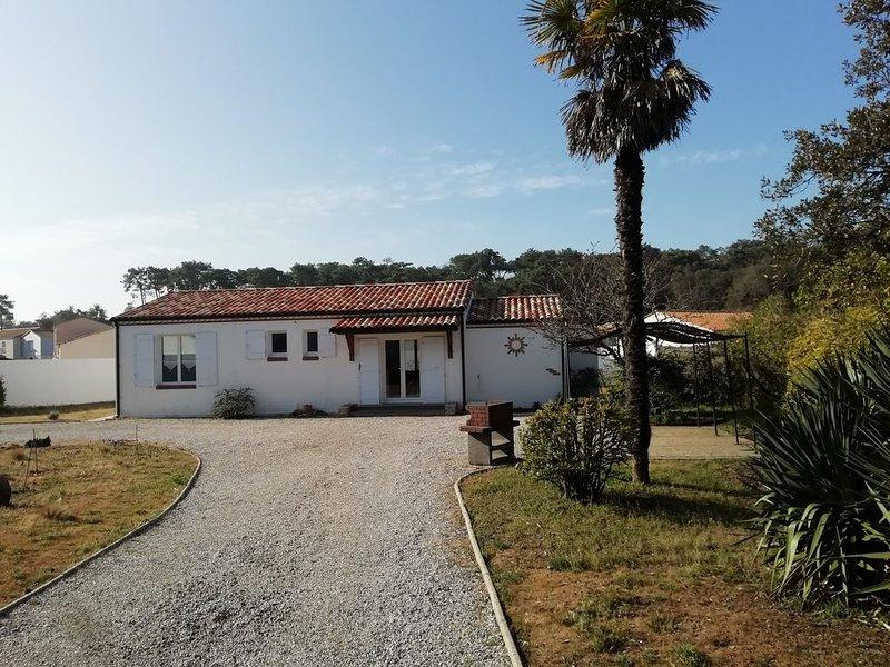 Maison vacances aux Conches, vacation rental in Longeville-sur-mer