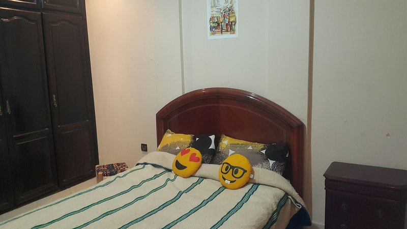 Bed&breakfast in tangiers center/2min beach, holiday rental in Tangier