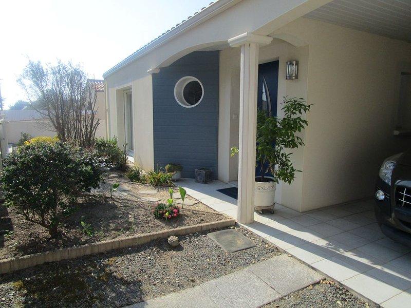 Maison de vacances a la mer, aluguéis de temporada em Bretignolles Sur Mer