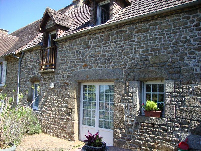 MAISON ENTRE BAIE DU MT ST MICHEL et BOCAGE, holiday rental in Sartilly