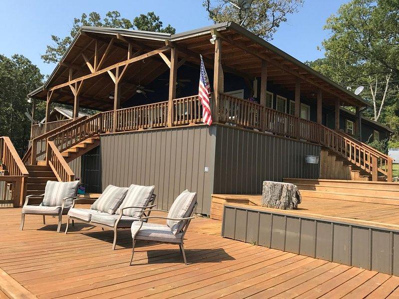 Paradise Cove Lake House, location de vacances à Winnsboro