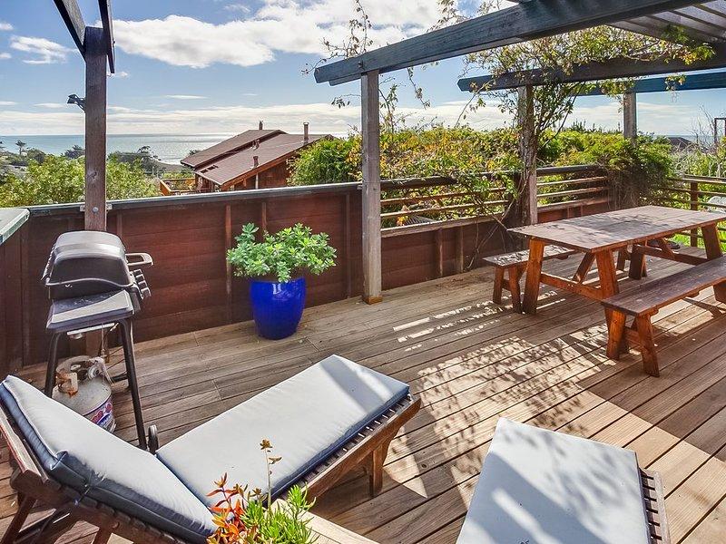 Classic Stinson Hillside Home, casa vacanza a Stinson Beach
