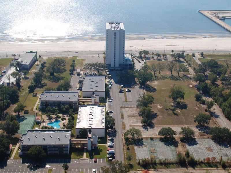 Villas à Ocean Club de l'air.