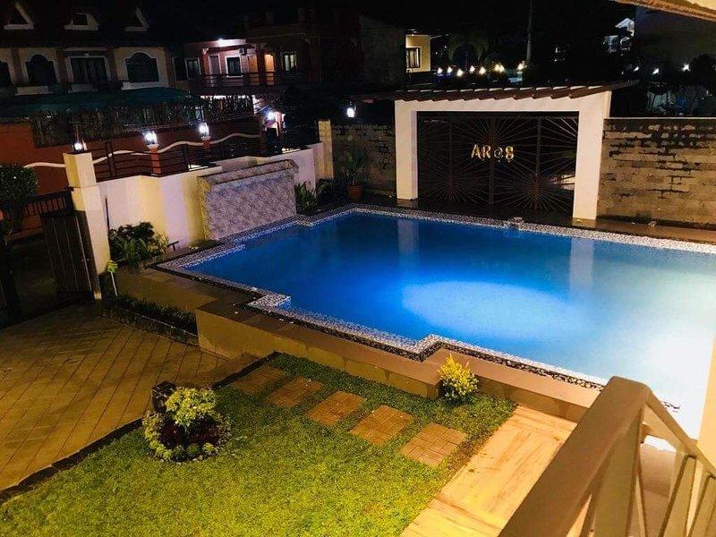 Unit C of Arabella Hot Spring Resort in Los Banos, Laguna., holiday rental in Laguna Province