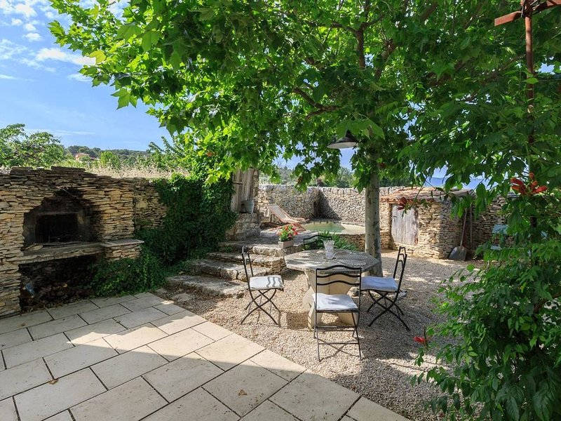Little House in Provence, holiday rental in Monieux