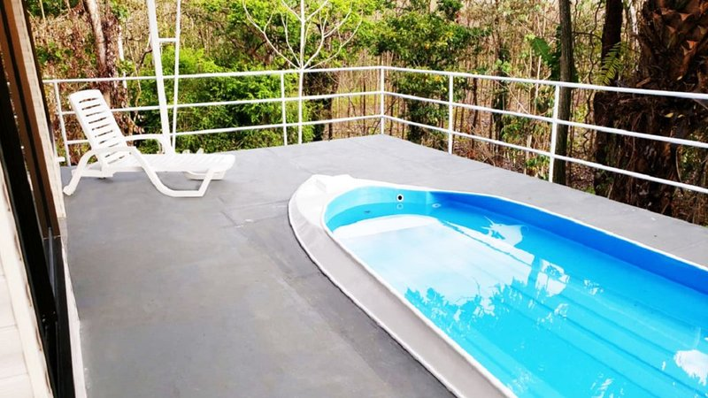 New! Tarzan Family Treehouse! Jacuzzi, Fast WIFI, AC!❤️, holiday rental in San Carlos