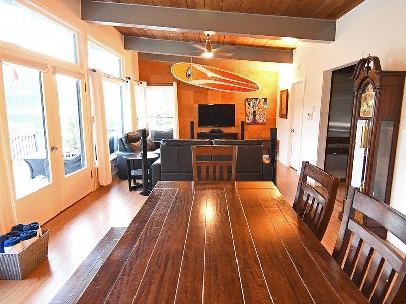 Cabana Living space