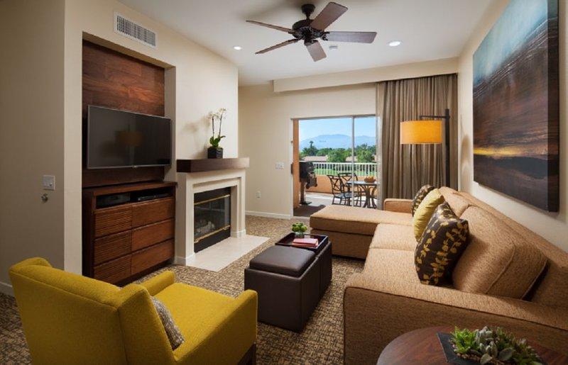 Coachella Weekend 1 - 1BR Villa * Westin Mission Hills, holiday rental in Palm Springs