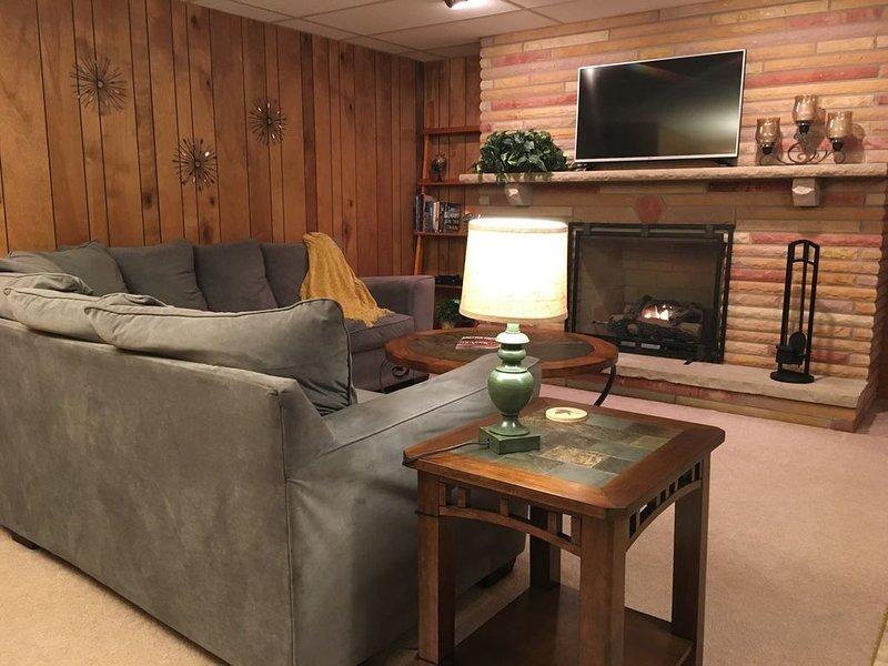 Furnished 2 bedroom 1 bath Apartment near Marietta, OH, location de vacances à Waverly