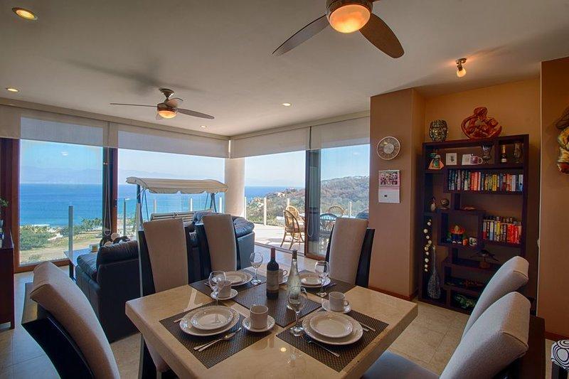 Alamar Amura 603 Paradise View, holiday rental in La Cruz de Huanacaxtle