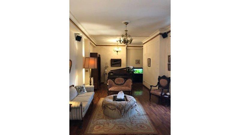Elegant European - American style residence, vacation rental in Novegro