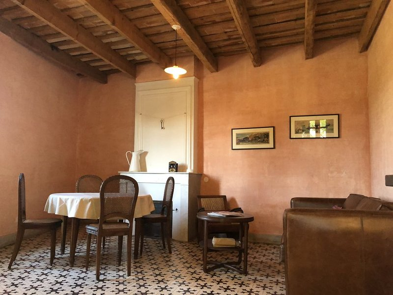 Charming 1 bedroom apartment near Uzes, holiday rental in Vallabrix