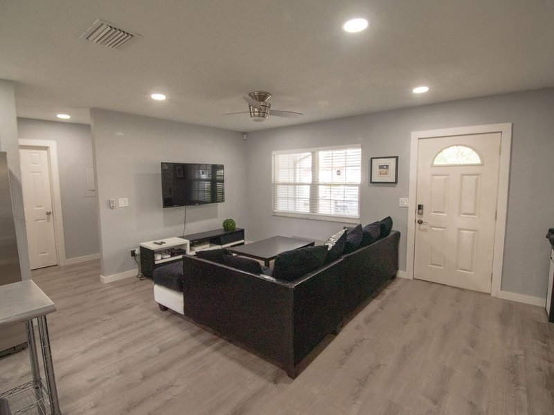 Modern Luxurious Home Near USF, Busch Gardens, Moffitt, Adventure Island, holiday rental in Temple Terrace