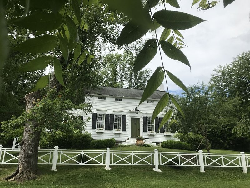 Warwick NY The Davis House, alquiler de vacaciones en Johnson