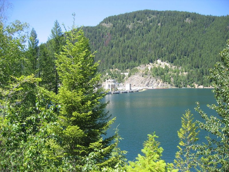 Glacier National Park- 40 minutes away! No crowds on beautiful Flathead Lake, casa vacanza a Rollins