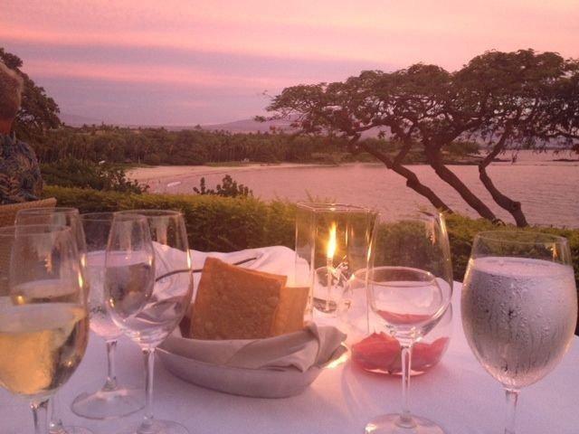 Cena al Manta al Mauna Kea. Tramonti favolosi e Manta Rays da guardare!