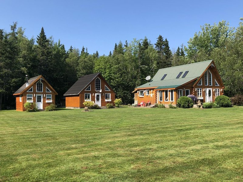 Fox Harbour Wilderness Lodge, vacation rental in Malagash