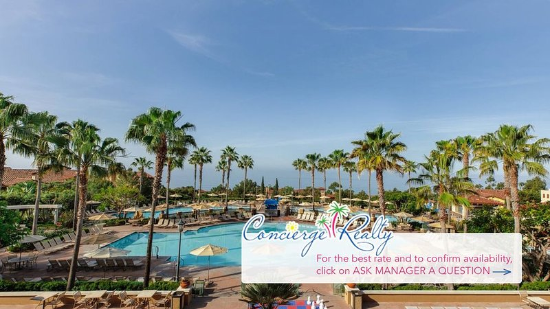 Marriott Newport Coast. All weeks, Best rates!, holiday rental in Laguna Beach