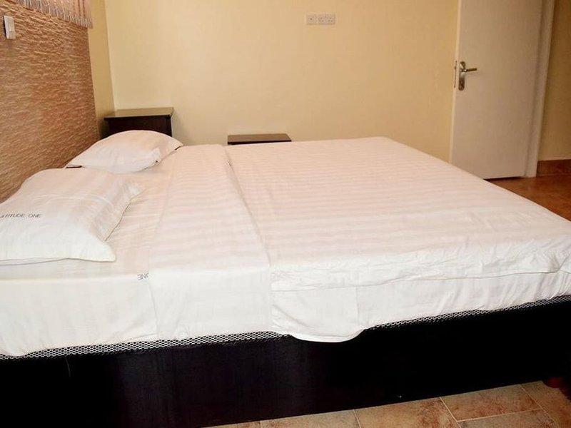 Latitude 1 Suite ten, location de vacances à Kasangati
