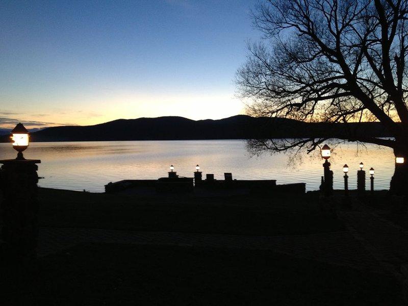 Stunning Adirondack Retreat, vacation rental in Malone