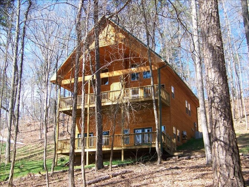 Beautiful  Home on Lake Hartwell, location de vacances à Franklin Springs