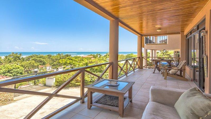 Spectacular Ocean View Condo, location de vacances à Esterillos Oeste
