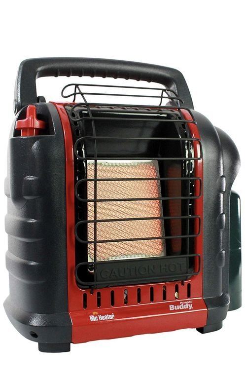 Propane heaters for rent