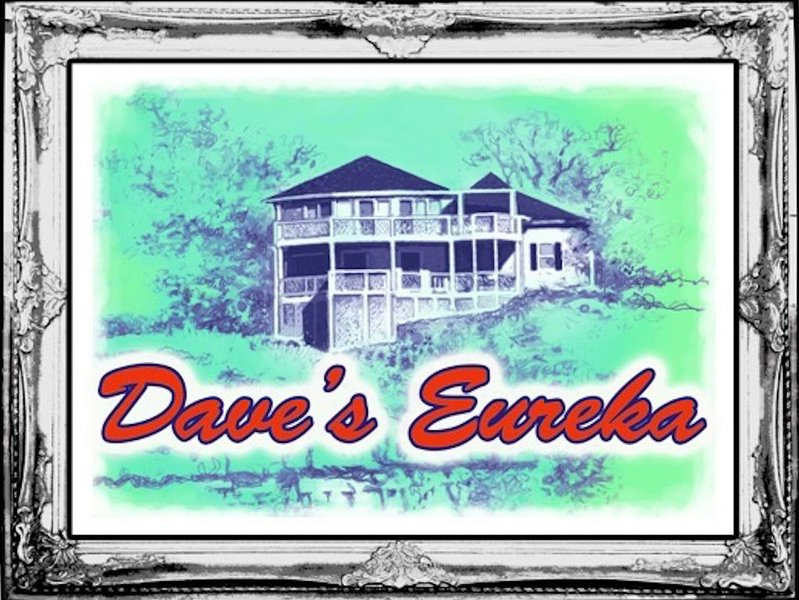 Dave's Eureka sits majestically atop the bluff overlooking Table Rock Lake., vacation rental in Eagle Rock