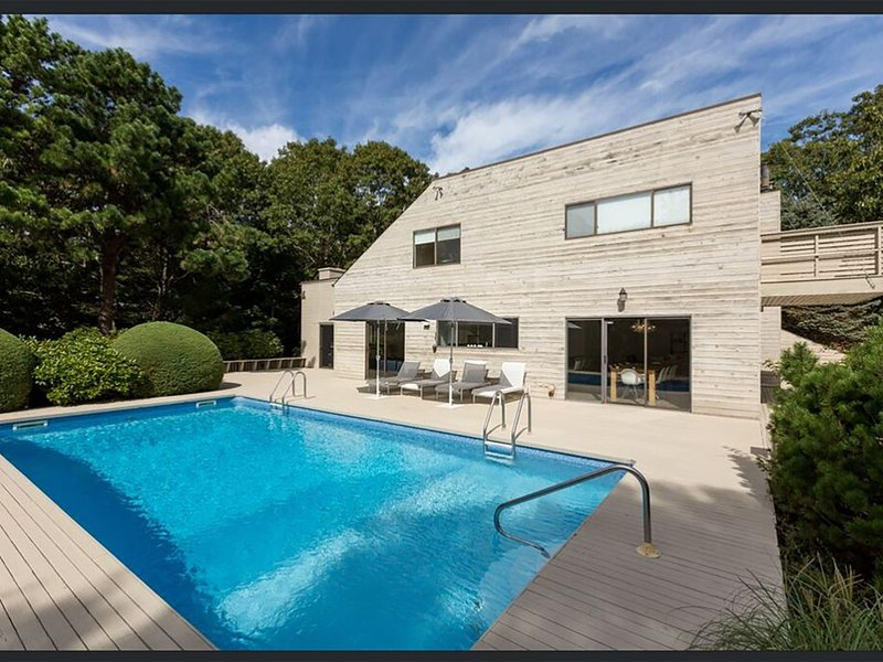 Sag Harbor Modern Beach House, vacation rental in Sagaponack