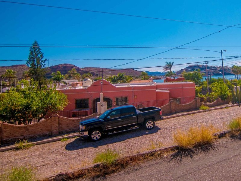Nice House in Bahia (130), holiday rental in Guaymas