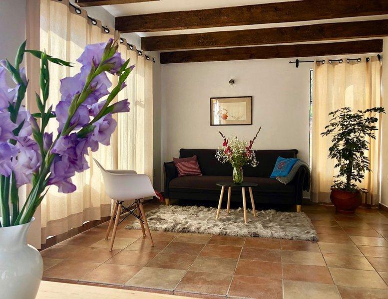 Cozy apartment in a gorgeous location and amazing view of the mountains., location de vacances à San Cristobal de las Casas