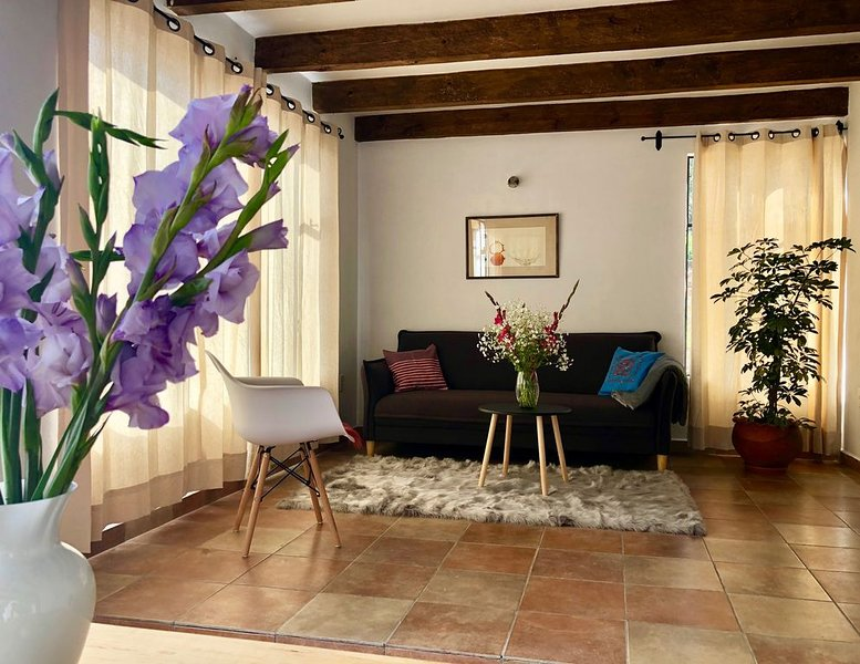 Cozy apartment in a gorgeous location and amazing view of the mountains., location de vacances à Chiapas